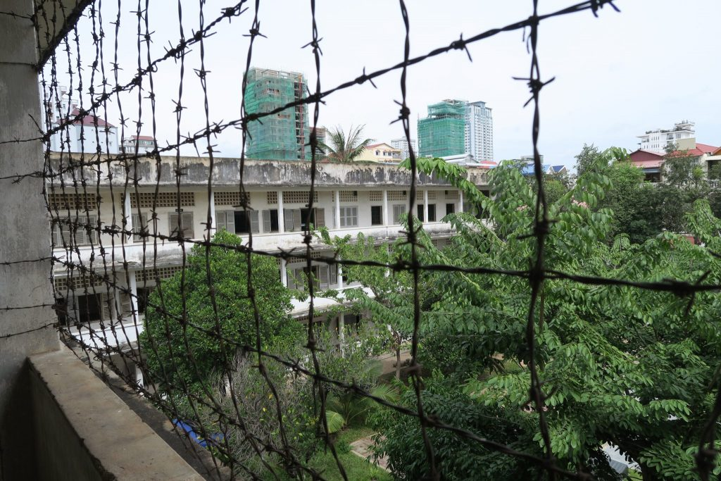 Tuol Sleng Genocide Museum, Tuol Sleng Genocide Museum – A Frightening Look Into Cambodia's Past