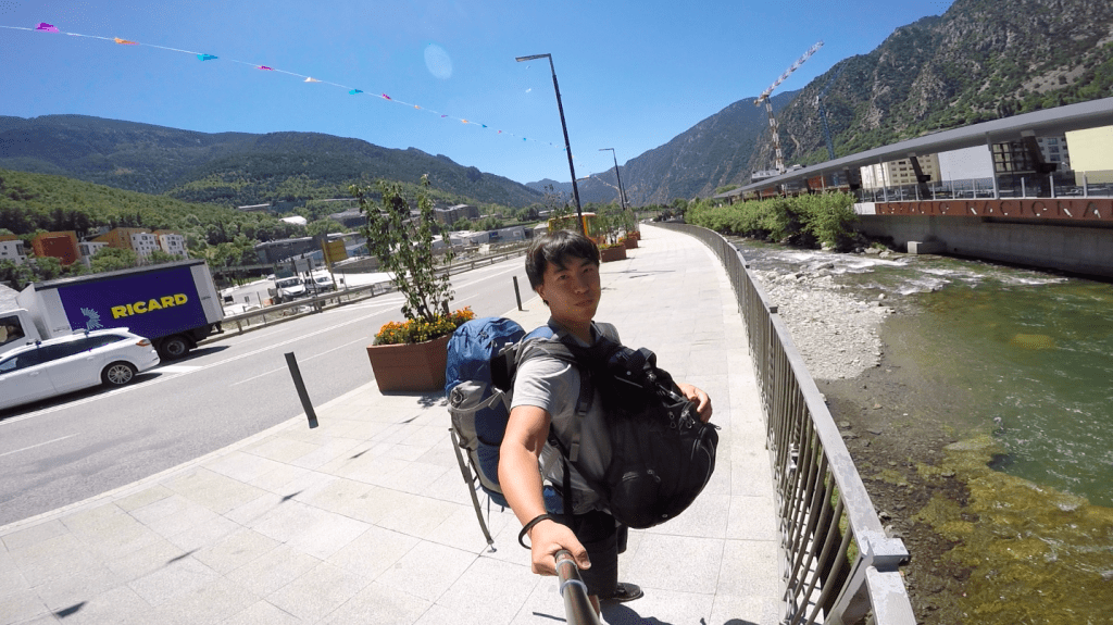 Andorra, How to Cross from Spain to Andorra and from France to Monaco