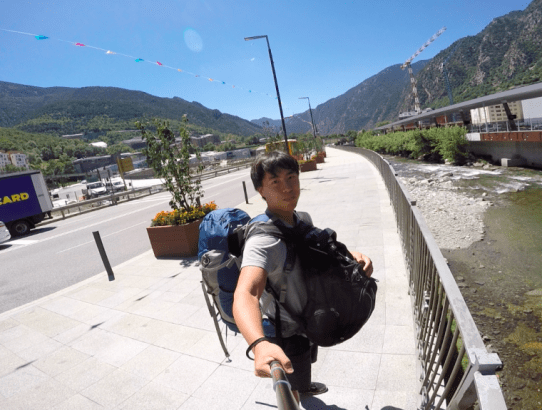 How to Cross from Spain to Andorra and from France to Monaco