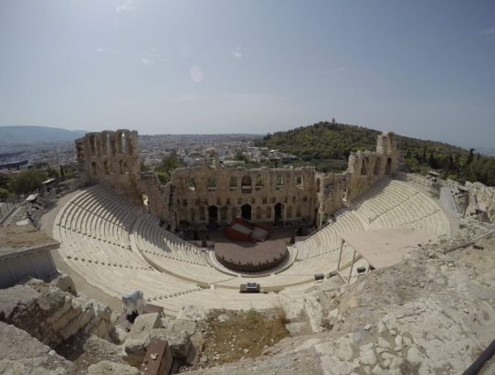 5 Touristy Spots I Visited In Athens