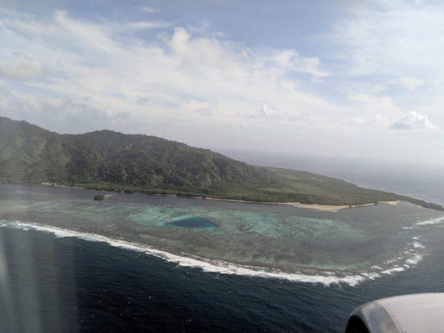United Island Hopper