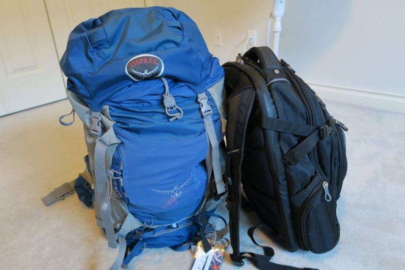 prepare to travel around the world for one year