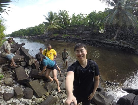 United Island Hopper Spending Breakdown (Guam, Micronesia, Honolulu)