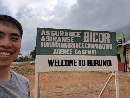 Rwanda-Burundi Border Crossing From Start To Finish  (Kigali to Bujumbura?)