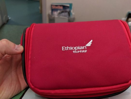 My Adventures On Ethiopian Airlines Business Class BKK-ADD-KGL