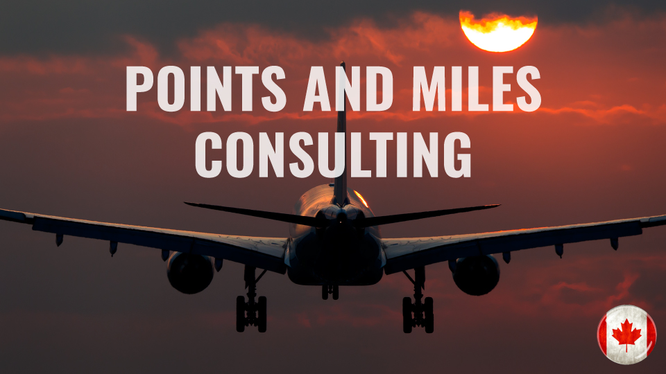 Points and Miles Consulting