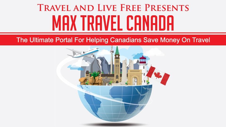 Max Travel Canada