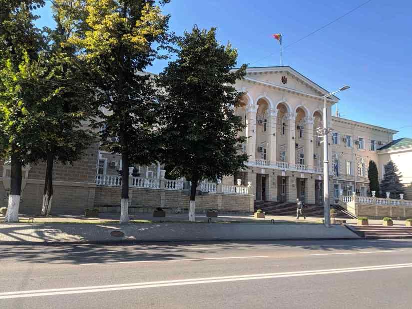 visiting chisinau