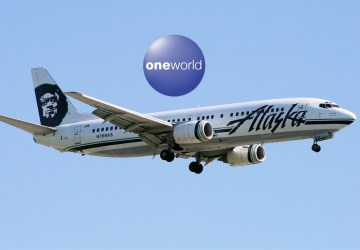 Alaska Airlines Joining OneWorld By Summer of 2021