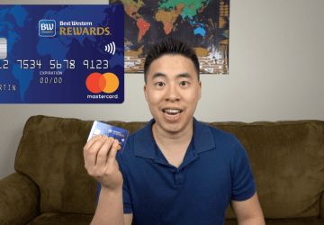 MBNA Best Western Mastercard Review