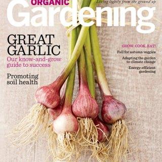 Organic Gardening Magazine with Doug Hall