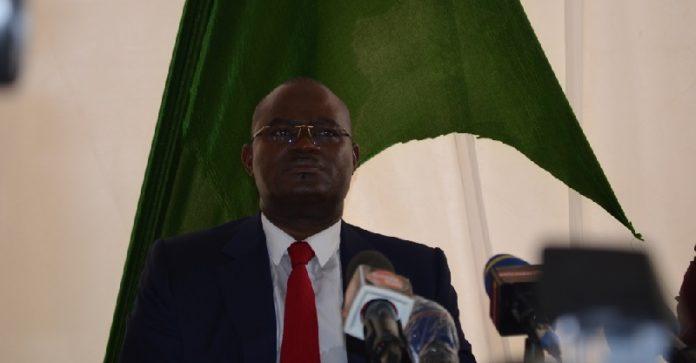 FÉGUIFOOT : KPC candidat à la présidence, brocarde la gestion de l'équipe sortante.