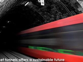 bean tunnel ebbsfleet