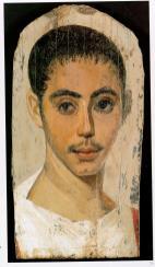 Egyptian Mummy Paintings