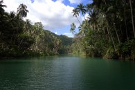 Loboc-Loay River in Bohol