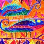 Kenfortes_Colorful Chamaleon