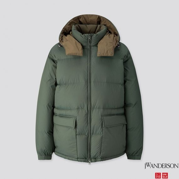 Reversable Down Jacket