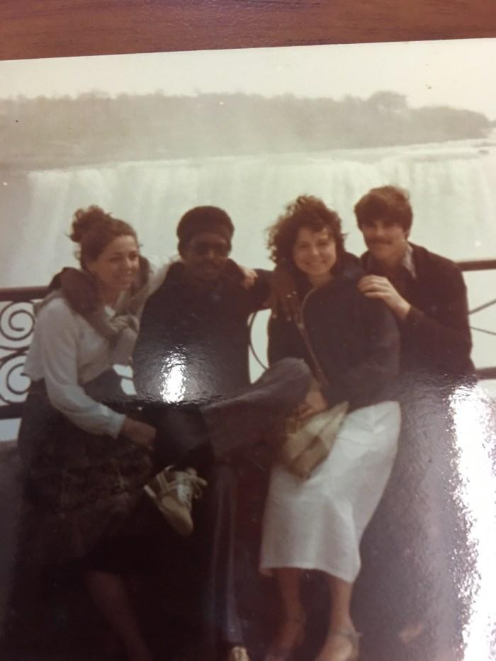 Niagara Falls with Rosemarie Nardella