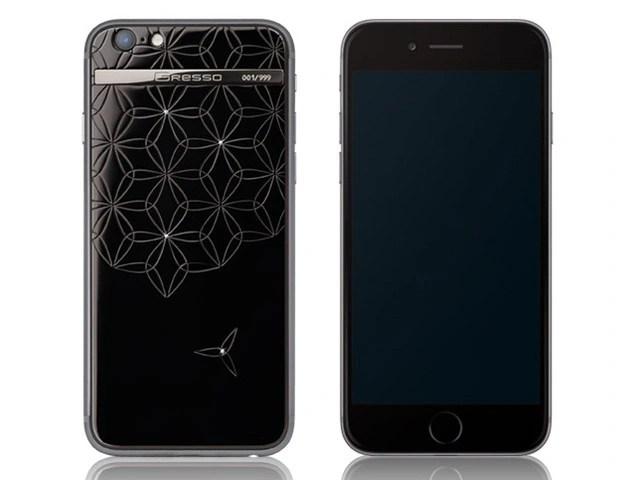 Chiêm ngưỡng iPhone 7 đẹp lấp lánh kim cương khó cưỡng - Ảnh 4.