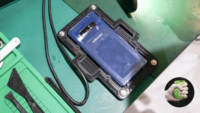 Ký sự đem Samsung Galaxy Note 8 bị vỡ màn hình đi sửa: Đầy những bất ngờ - Ảnh 20.