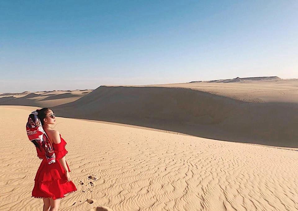 Bộ ảnh du lịch Ai Cập của cô bạn xinh đẹp: Xem xong sẽ thấy rất đáng để ước mơ ghé thăm một lần - Ảnh 27.