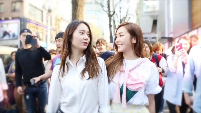 Đây là những điều khiến Jessica - Krystal Jung là cặp chị em đáng ghen tị nhất - Ảnh 35.