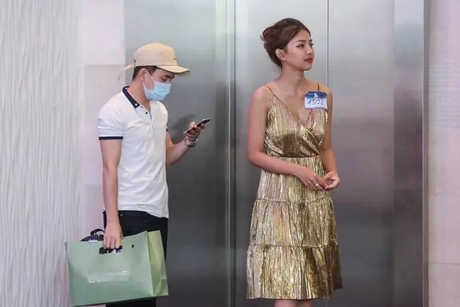 Lộ diện bạn gái xinh đẹp của Phan Mạnh Quỳnh đi thi The Face! - Ảnh 1.