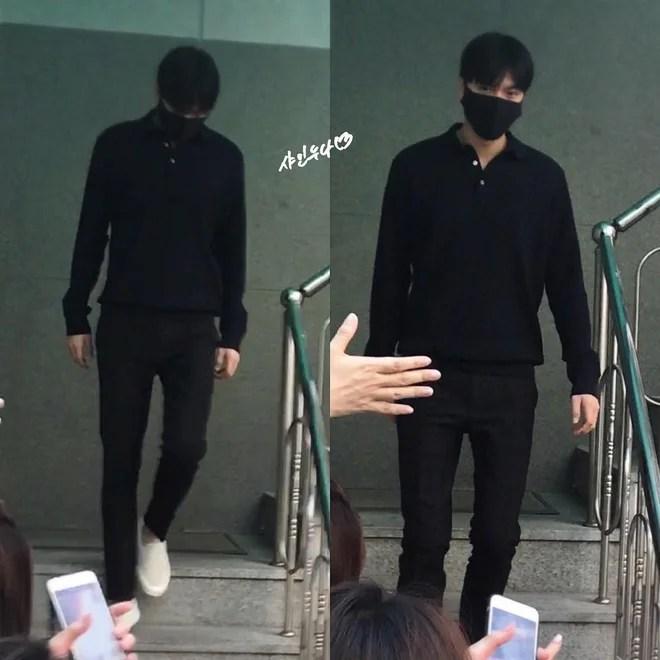 Bạn trai quốc dân Lee Min Ho: đi nhập ngũ mà vẫn mặc đẹp muốn xỉu - Ảnh 7.