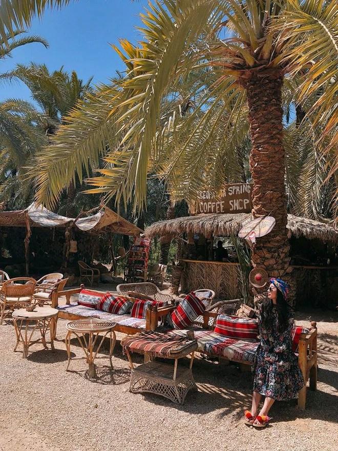 Bộ ảnh du lịch Ai Cập của cô bạn xinh đẹp: Xem xong sẽ thấy rất đáng để ước mơ ghé thăm một lần - Ảnh 7.