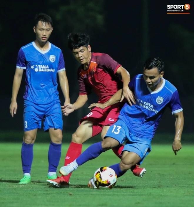 U19 Việt Nam thay đổi tích cá»±c trong lần thá» lá»a đầu tiên dưới thời HLV trưởng Philippe Troussier - Ảnh 7.