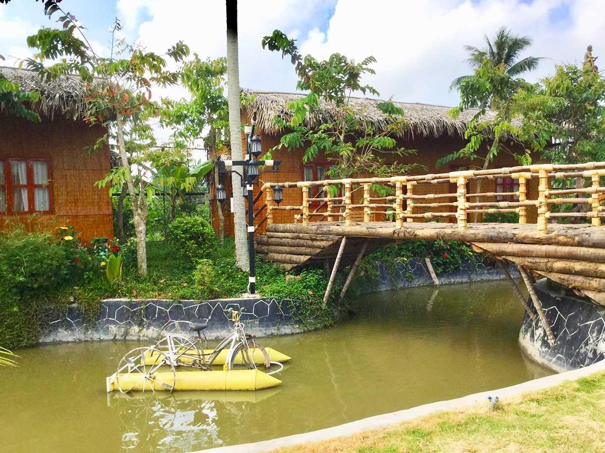 Bảo Gia Trang Viên - The Green Resort: Garden homestay ở Cần Thơ