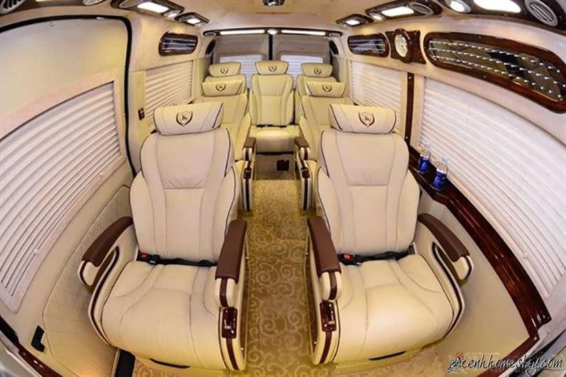 #Top Đà Nẵng Quy Nhơn Limousine giường nằm tốt nhất