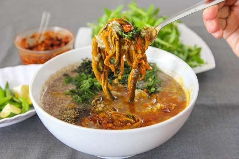 20 delicious restaurants in Binh Phuoc Dong Mango at affordable prices worth enjoying