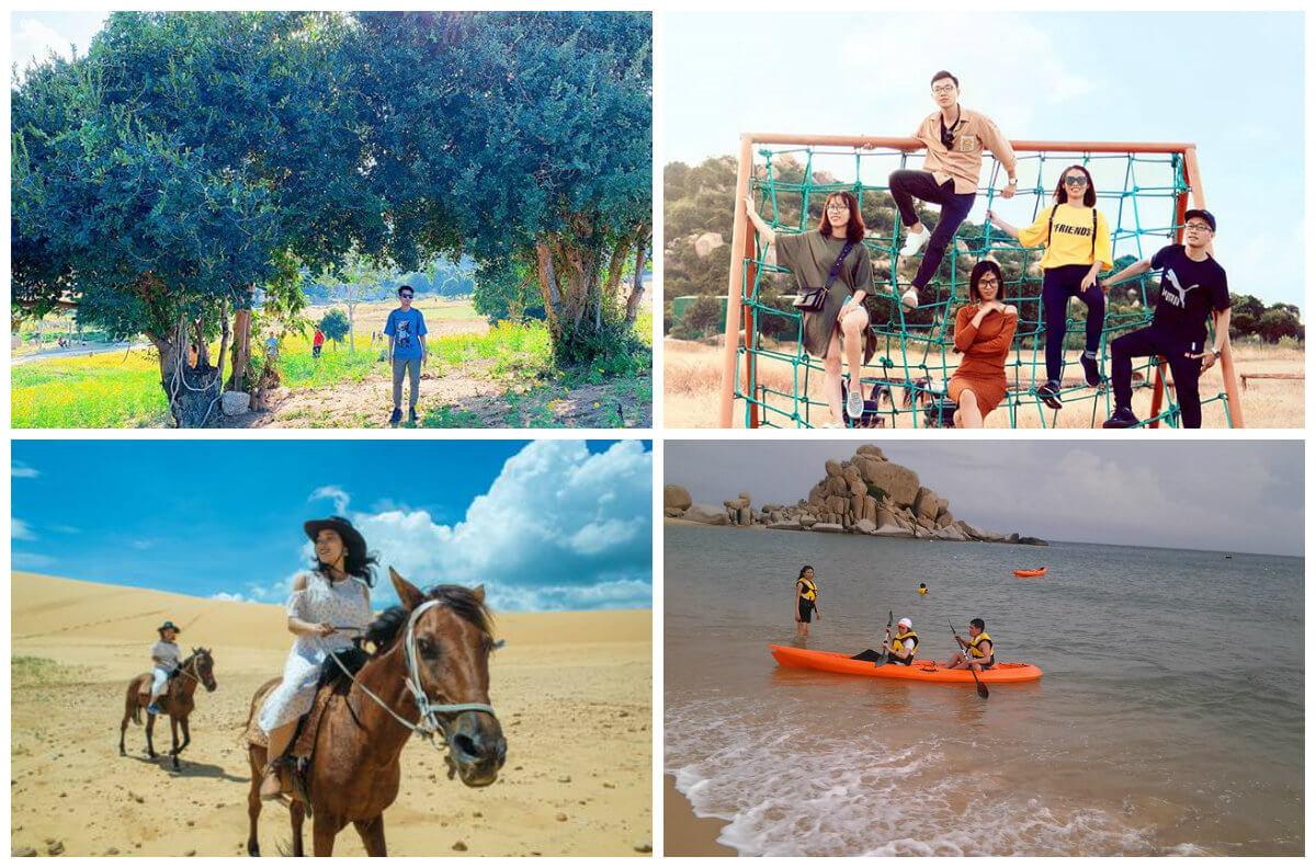 Tanyoli Resort - tiểu sa mạc Sahara phiên bản Việt xinh đẹp