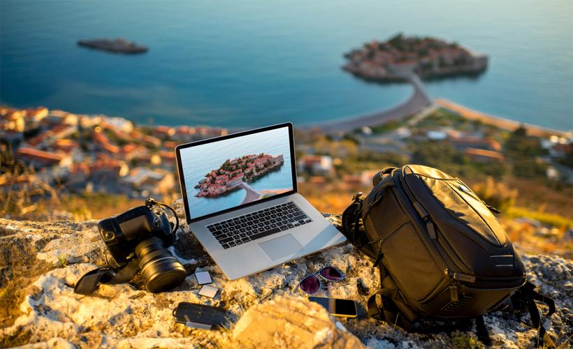 Viết blog du lịch