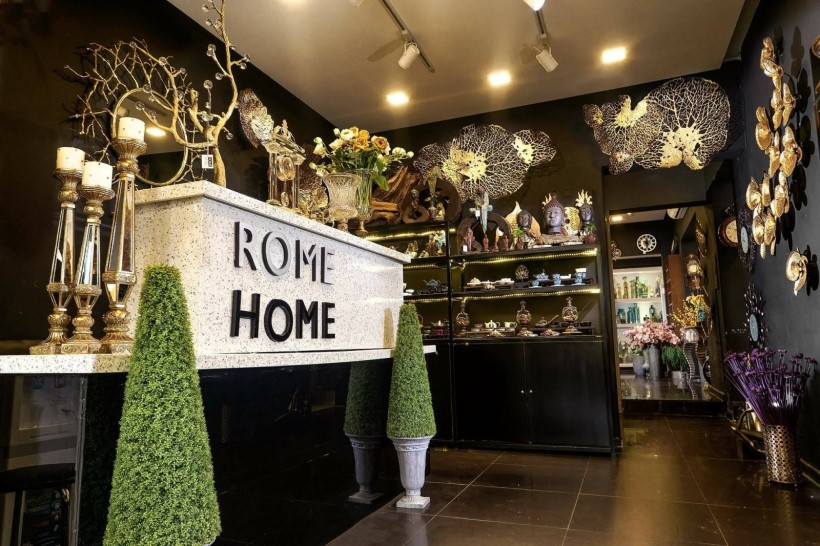 Shop decor homestay