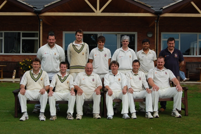 WSL Final KCC team - club honours