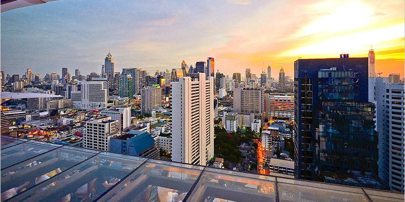泰國曼谷高空酒吧 | Above Eleven Rooftop Bar(BTS NANA站)-浪漫氣氛、夜景超讚的高空酒吧!