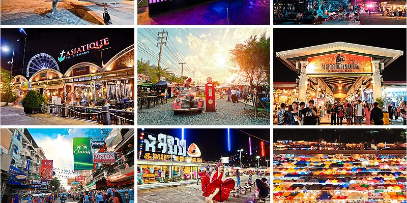 泰國曼谷夜市&市集   夜市控必收藏的曼谷熱門夜市懶人包。
