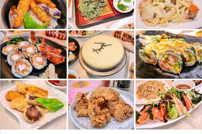 雲鳥日式料理   台中北屯家庭式平價日式創意料理。饕客們都愛這一味,鍋物、握壽司、燒烤、揚物、沙拉、刺身。