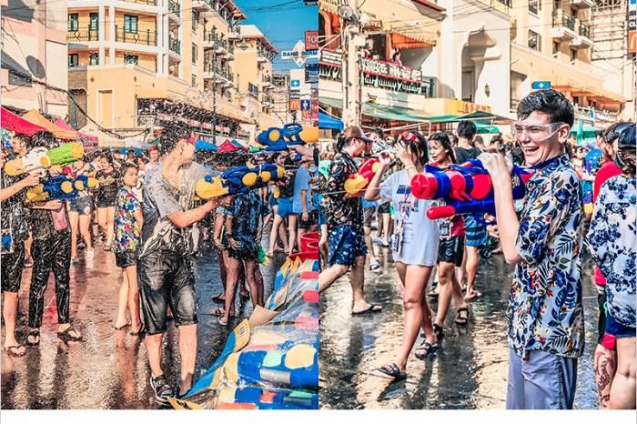 泰國潑水節攻略 | 曼谷潑水節怎麼玩? 重點路段、注意事項、交通方式、周邊美食懶人包。