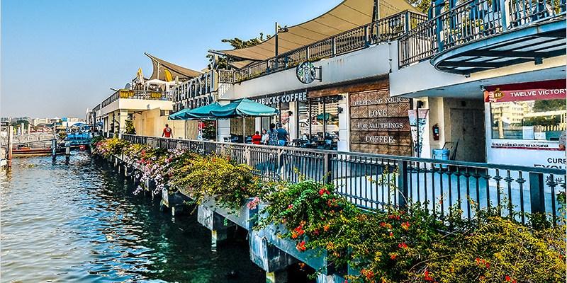 泰國曼谷市集 | Tha Maharaj 瑪哈拉碼頭文青市集-大皇宮附近的碼頭市集,美食、創意服飾與可愛小物攤販的碼頭市集。