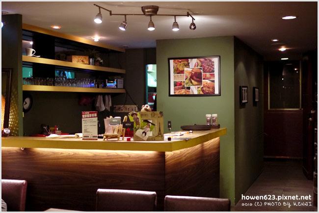 ★【台中美食】艾可先生Echo – 漢堡美食饗宴 『健行店』 @台中市北區五常街192號