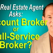 Discount Broker or Full-Service Broker