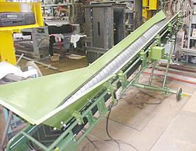 magnet pulley belt conveyor KENKI 7/9/2018