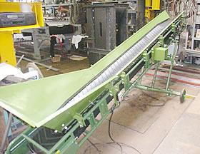 rubber belt conveyor 07
