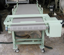 Modular belt conveyor 1