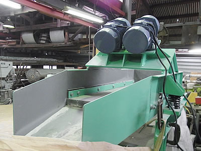 vibrating screen 1