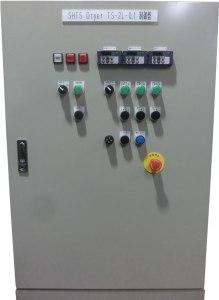 乾燥テスト機 制御盤