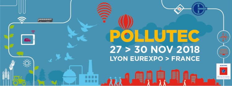 国際環境展 pollutec 2018 KENKI DRTER 2018.9.29